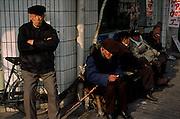 shanghai, China, 2007