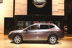 08 February 2007: 2007 Nissan Rouge, Sport Utility Vehicle. The Chicago Auto Show is a charity event of the Chicago Automobile Trade Association (CATA) and is held annually at McCormick Place in Chicago Illinois.