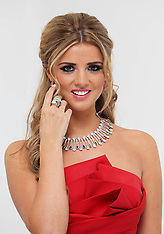 NOV 20 2012 Lucy Mecklenburgh jewellery launch