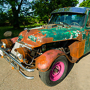 1954 Mercury M-100 Rat Rod Pickup Truck