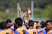20161022 Rugby League Johnny Lomax Cup U15 Final - Rongotai College v Silverstream