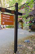 The Yosemite Museum, Yosemite National Park, California USA