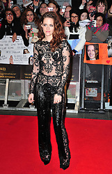 Kristen Stewart during the Twilight Saga: Breaking Dawn Part 2 UK film premiere, London, United Kingdom, November 14, 2012. Photo by Nils Jorgensen / i-Images..