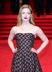 Holliday Grainger attending the EE British Academy Film Awards held at the Royal Albert Hall, Kensington Gore, Kensington, London. PRESS ASSOCIATION Photo. Picture date: Sunday 12 February 2017. See PA Story SHOWBIZ Bafta. Photo credit should read: Ian West/PA Wire