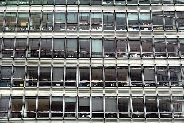 Belgie, Brussel, 28-7-2011Gebouw van het Europees parlement in de wetstraat.Foto: Flip Franssen/Hollandse Hoogte