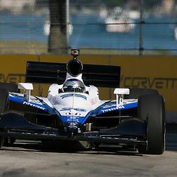 August 31, 2008 Detroit, MI. Detroit Indy Grand Prix from Belle Isle