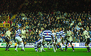 29/11/2003 - Photo  Peter Spurrier.2003/04 Nationwide Football Div 2 QPR V Sheffield Wed.