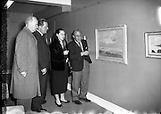 01/11/1955<br /> 11/01/1955<br /> 1 November 1955<br /> <br /> Brown Thomas and Co. Special for  - Exhibition of Paintings by Pascal of France