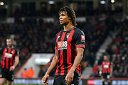Nathan Ake (5) of AFC Bournemouth during the Premier League match between Bournemouth and Chelsea at the Vitality Stadium, Bournemouth, England on 30 January 2019.