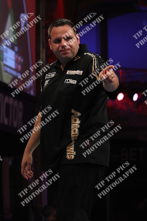 PDC WORLD MATCHPLAY 2014,2nd ROUND ,KING, LEWIS ,PIC CHRIS SARGEANT,<br /> TIPTOPPICS