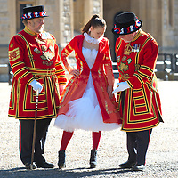 Beefeater 500y uniforms