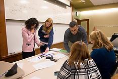 MBA Finance Class - Debbie Psihountas