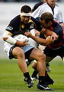 Wellington player Jacob Ellison. Air NZ Cup Rugby Union Final - Canterbury v Wellington, AMI Stadium, Christchurch. Saturday 7 November 2009. Photo: www.photosport.nz