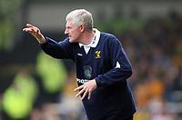 Norwich manager Nigel Worthington