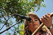 Tiffany Jo Allen Concert at 2010 Tucson Folk Festival