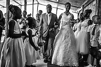 Assembly of God Evangelist Wedding in Maputo, Mozambique