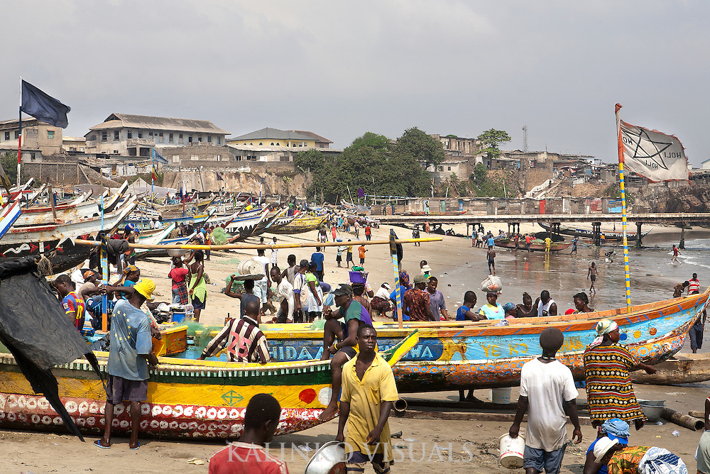 Jamestown - Accra, Ghana