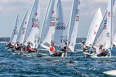 2017 Laser Master European Championships | Day 4 | Standard