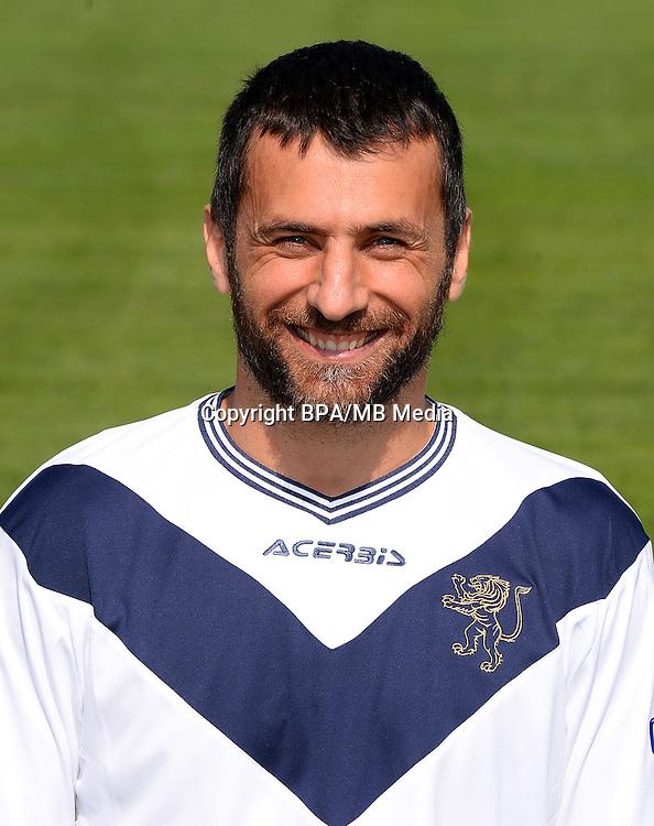 Italian League Serie B -2016-2017 / <br /> ( Brescia Calcio ) - <br /> Michele Arcari