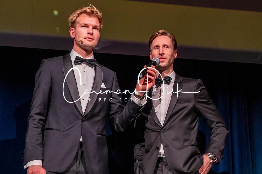 Equi Gala, Best Athleet 2019, Devos Pieter, Van Gucht Ruben<br /> Equigala - Brussel 2020<br /> © Hippo Foto - Dirk Caremans<br /> 21/01/2020