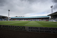 August 5th 2017, Dens Park, Dundee, Scotland; Scottish Premiership; Dundee versus Ross County; General view of Dundee Football Club's Dens Park
