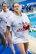 5 Elisa Quieirolo (C) ITA<br /> Italy ITA (White cup) Vs Hungary HUN (Blue cup)<br /> Waterpolo Women's FINA Europa Cup<br /> Piscina Monte Bianco - Verona VR<br /> Photo Pasquale Mesiano/ Deepbluemedia /Insidefoto