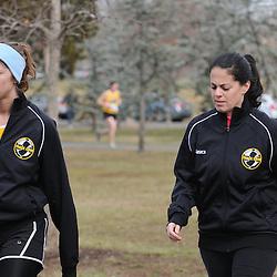 2011 Garden State Track Club Road Relays running race in New Brunswick, NJ.