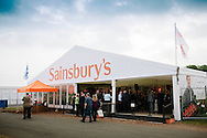 Royal Highland Show 2013. Sainsburys