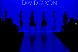 Models walk the runway wearing David Dixon FW 2016 collections during the Toronto Fashion Week Fall, Winter 2016 at David Pecaut Square in Toronto, Canada, March 16, 2016. EXPA Pictures © 2016, PhotoCredit: EXPA/ Photoshot/ Zou Zheng<br /> <br /> *****ATTENTION - for AUT, SLO, CRO, SRB, BIH, MAZ, SUI only*****