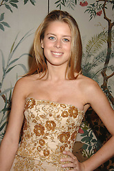 LYDIA FORTE  at the Chain of Hope Ball held at The Dorchester, Park Lane, London on 4th February 2008.<br />