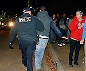 11.7.12-News-Public Disturbance on Campus