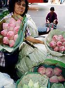 Selling lotuses