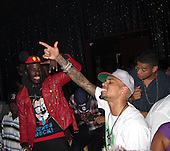 Diddy Chris Brown BET Party 06/26/2011