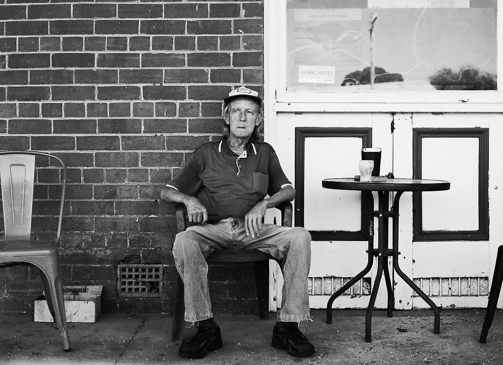 Bill, Weethalle, NSW