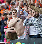 July 30th 2017, Dundee, Scotland; Betfred Cup football, group stages, Dundee versus Dundee United; Dundee United fans<br /> <br />  - Picture by David Young - www.davidyounghoto@gmail.com - email: davidyoungphoto@gmail.com