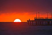 Lorne Pier sunrise
