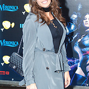 NLD/Amsterdam/20150518 - IMAX-première van X-Men: Apocalypse, Laura Ponticorvo