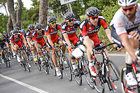 Gilbert Philippe - Bmc - 15.05.2015 - Etape 7 - Tour d'Italie - Grosseto / Fiuggi<br />