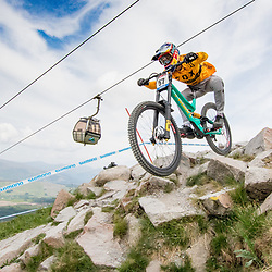 UCI Mountain Bike Downhill World Cup, Fort William, 1 June 2018