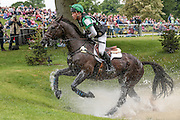 JUST CHOCOLATE ridden by Ryuzo Kitajima at Bramham International Horse Trials 2016 at  at Bramham Park, Bramham, United Kingdom on 11 June 2016. Photo by Mark P Doherty.