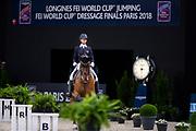 Yvonne Losos de Muniz - Foco Loco W<br /> FEI Longines FEI World Cup Paris 2018<br /> © DigiShots