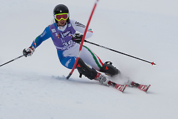 19.12.2010, Val D Isere, FRA, FIS World Cup Ski Alpin, Ladies, Super Combined, im Bild Elena Curtoni (ITA) whilst competing in the Slalom section of the women's Super Combined race at the FIS Alpine skiing World Cup Val D'Isere France. EXPA Pictures © 2010, PhotoCredit: EXPA/ M. Gunn / SPORTIDA PHOTO AGENCY