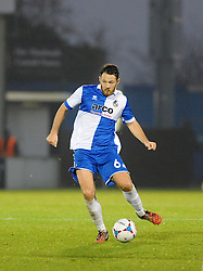 Bristol Rovers' Tom Parkes - Photo mandatory by-line: Neil Brookman/JMP - Mobile: 07966 386802 - 29/11/2014 - SPORT - Football - Bristol - Memorial Stadium - Bristol Rovers v Welling - Vanarama Conference