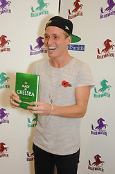 © Licensed to London News Pictures. 02/11/2013<br /> Jamie Laing<br /> Made in Chelsea book signing (Life and Style Essentials) with<br />   Jamie Laing,Binky and Spencer Matthews  at W H SMITHS at Bluewater,Kent.<br /> Photo credit :Grant Falvey/LNP