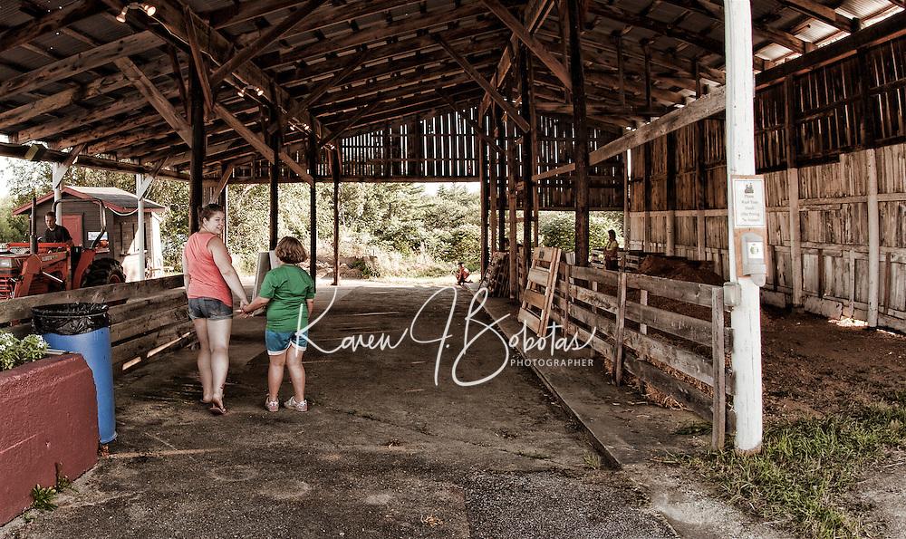 Belknap County 4-H Fair at Belmont Fairgrounds.   (Karen Bobotas/for the Laconia Daily Sun)
