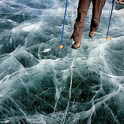 Crossing Baikal
