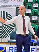 Giacomo Baioni<br /> Banco di Sardegna Dinamo Sassari - Umana Reyer Venezia<br /> LBA Serie A Postemobile 2018-2019<br /> Sassari, 10/11/2018<br /> Foto L.Canu / Ciamillo-Castoria