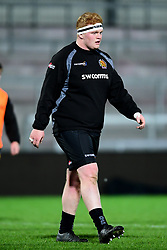 Matt Johnson of Exeter Braves - Mandatory by-line: Ryan Hiscott/JMP - 20/01/2020 - RUGBY - Sandy Park - Exeter, England - Exeter Braves v London Irish - Premiership Rugby Shield