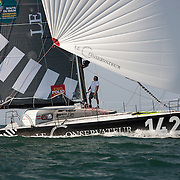 : Yannick Bestaven  / Class 40 LE CONSERVATEUR
