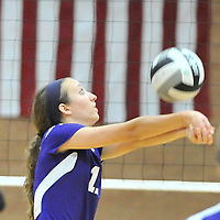 9.11.2012 Lakewood at Midview JV Volleyball